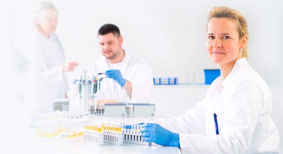 Labor für Ärzte